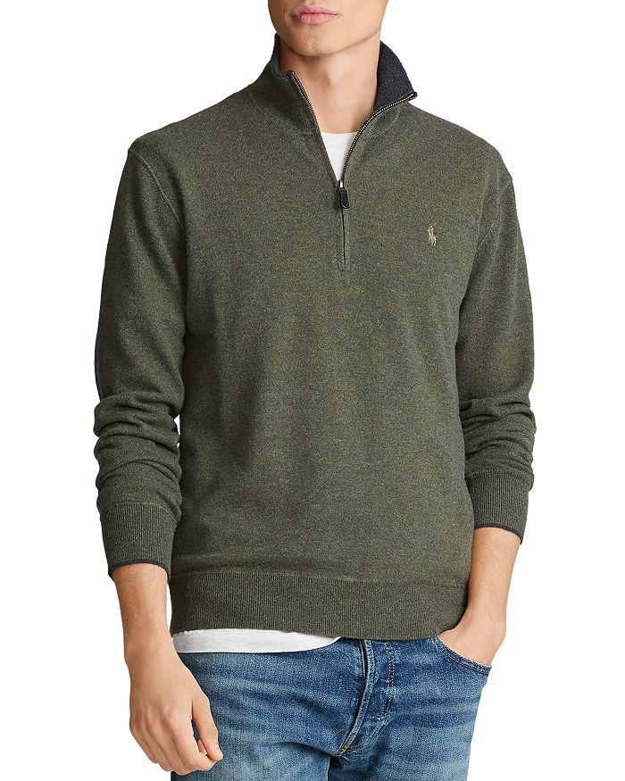 Polo Ralph Lauren - Washable Cashmere Half-Zip Sweater - 100% Exclusive