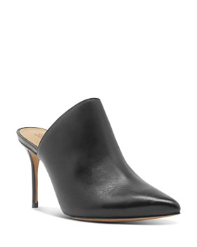 SCHUTZ - Women's Bardot High-Heel Mules