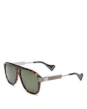 Gucci - Men's Round Sunglasses, 57mm