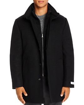 Cardinal Of Canada - Wool & Cashmere Car Coat