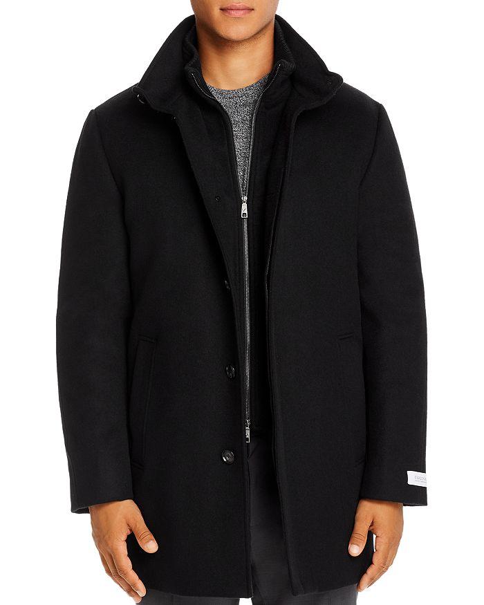 Cardinal Of Canada - Wool & Cashmere Car Coat