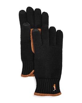 Polo Ralph Lauren - Classic Lux Merino Touch Gloves
