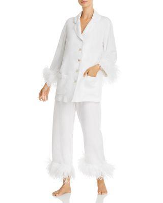 Fulok Boys 2 Piece Loungewear Flannel Hoodie Sleepwear Pajama Set Light Gray 12T