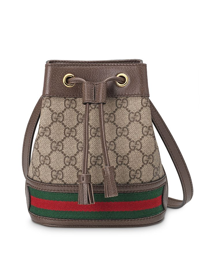 Gucci - Ophidia Mini GG Bucket Bag