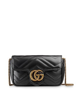 Gucci - GG Marmont Matelasse Leather Super Mini Bag