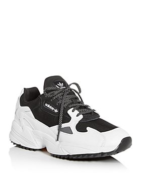 Adidas - Women's Falcon Low-Top Dad Sneakers