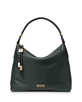 MICHAEL Michael Kors - Lexington Large Leather Shoulder Bag