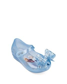 Mini Melissa - Girls' Ultragirl x Disney Frozen Mary Jane Flats - Walker, Toddler