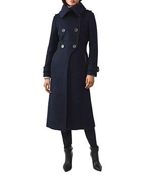 Mackage - Elodie Wool-Blend Military Coat