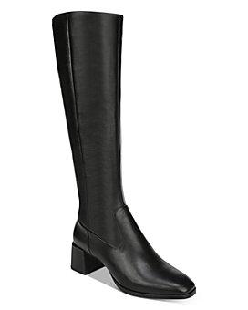 Via Spiga - Women's Sanora Block Heel Tall Boots