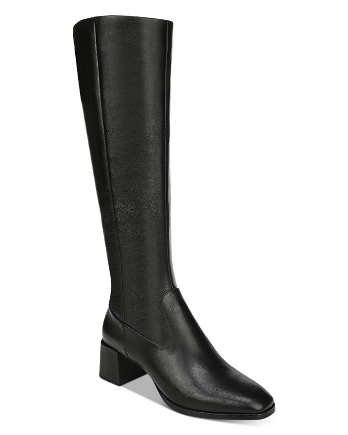 Via Spiga - Women's Sanora Block Heel Tall Boots