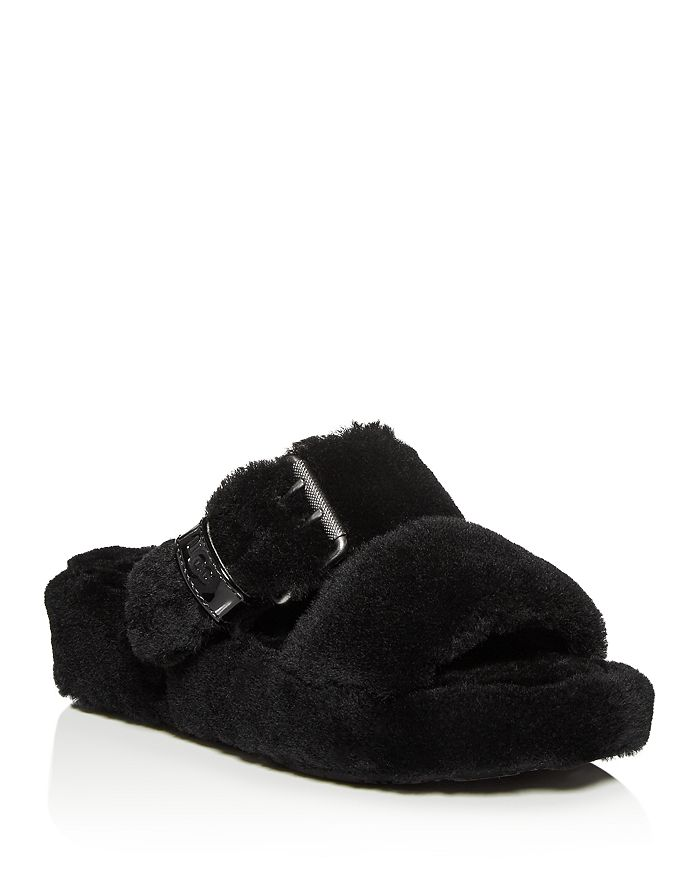UGG® - Women's Fuzz Yeah Shearling Slippers