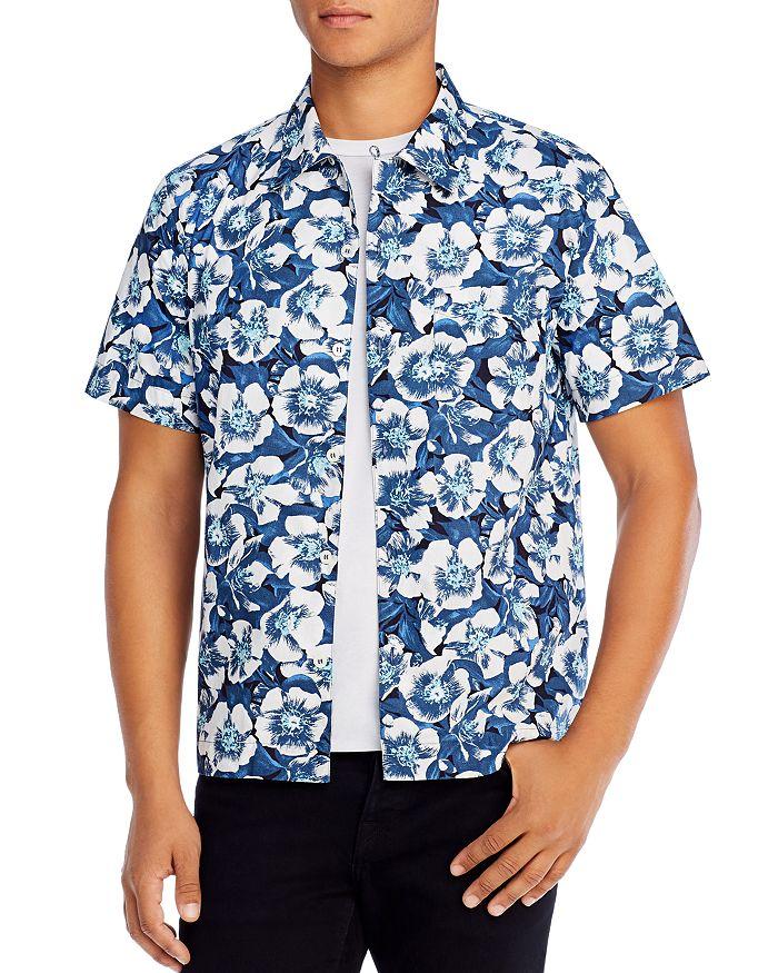 A.P.C. - Chemisette Joseph Tropical Regular Fit Shirt