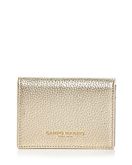 Campo Marzio - Leather Business Card Holder