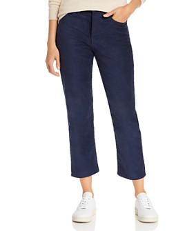 Levi's - Wedgie Straight Jeans in Navy Blazer Corduroy
