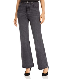 Levi's - Ribcage Flare Jeans in You Only Live Twice