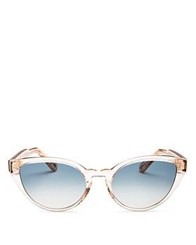 Chloé - Women's Willow Cat Eye Sunglasses, 55mm