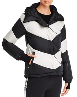 Perfect Moment - Chevron Super Day Down Coat