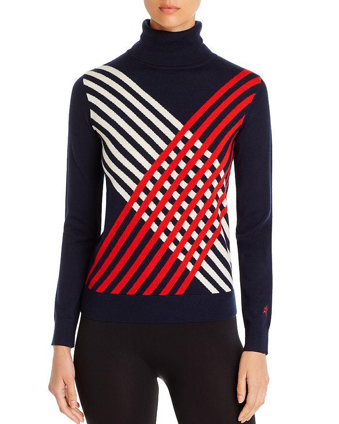 Perfect Moment - Basketweave Merino Wool Sweater