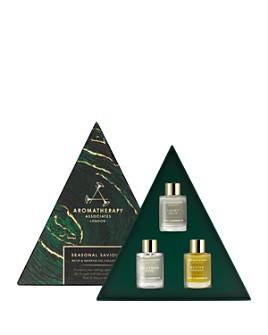 Aromatherapy Associates - Holiday 2019 Seasonal Saviors Bath & Shower Oil Collection