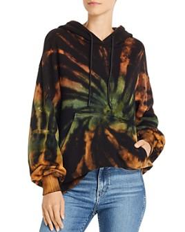 Cotton Citizen - Brooklyn Oversize Tie-Dye Hooded Sweatshirt