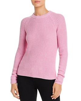 525 America - Ribbed-Knit Shaker Sweater