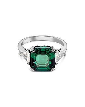 Swarovski Attract Trilogy Crystal Cocktail Ring