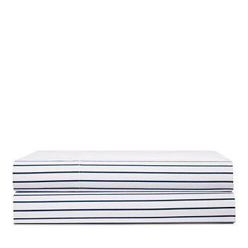 Ralph Lauren - Prescott Stripe Flat Sheet, Twin