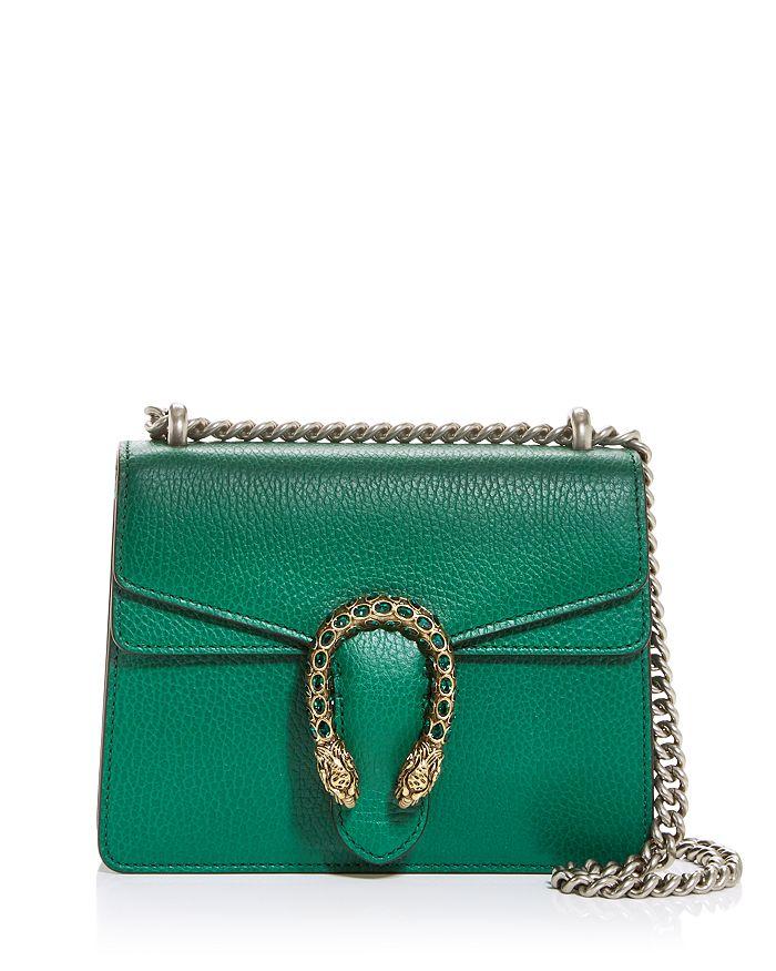 Gucci - Dionysus Leather Mini Bag