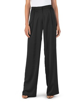 ATM Anthony Thomas Melillo - Novelty Wide-Leg Easy Pants