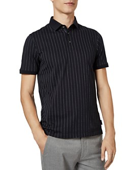 Ted Baker - Airflow Striped Polo Shirt