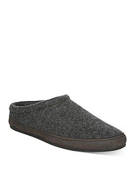 Vince - Men's Howell Shearling-Lined Slippers