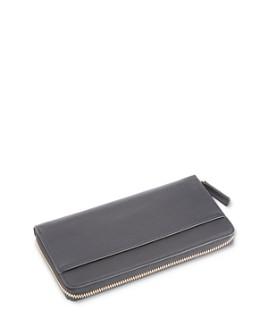 ROYCE New York - Leather RFID Blocking Continental Wallet