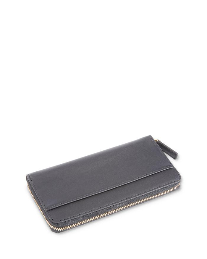ROYCE New York Leather RFID Blocking Continental Wallet    Bloomingdale's