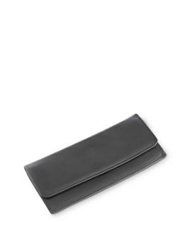 ROYCE New York - Leather RFID Blocking Clutch Wallet