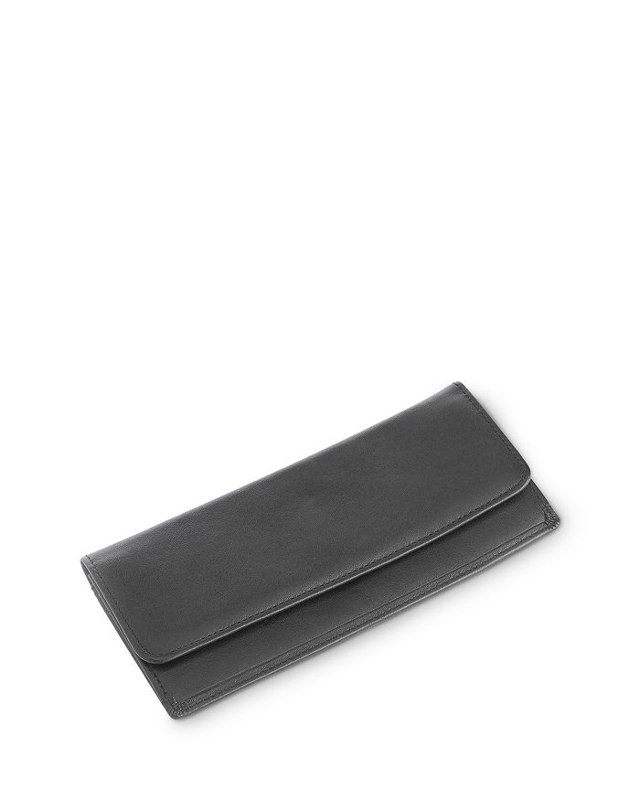 ROYCE New York - Leather RFID Blocking Clutch Wallet