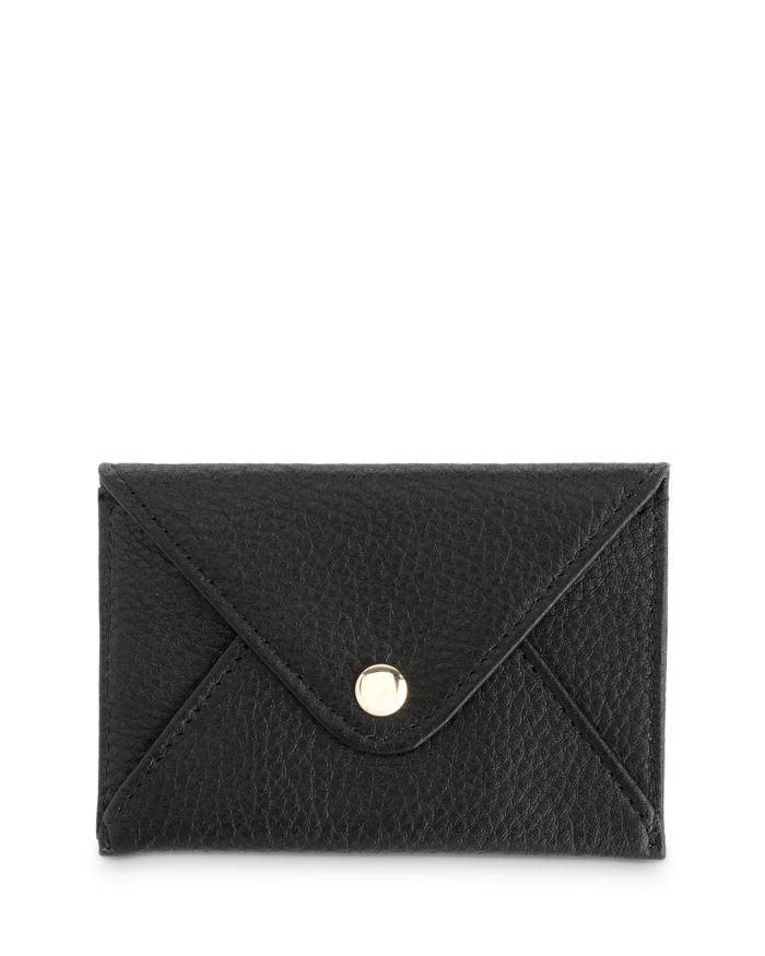 ROYCE New York Leather Envelope Card Case    Bloomingdale's