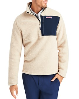 Vineyard Vines - Half-Zip Fleece Jacket