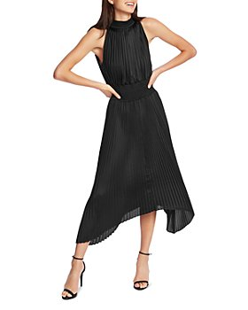 1.STATE - Pleated Midi Dress