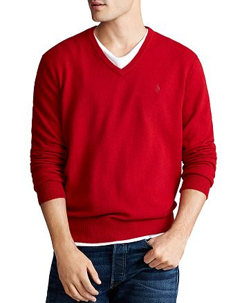 Polo Ralph Lauren - Washable Cashmere Sweater - 100% Exclusive