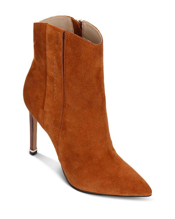 Kenneth Cole - Women's Riley High-Heel Western Booties