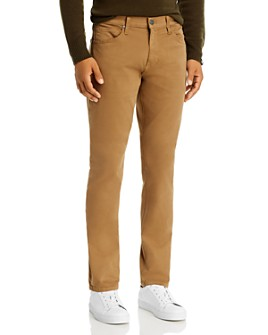 PAIGE - Federal Slim Straight Jeans in Hazel Wood