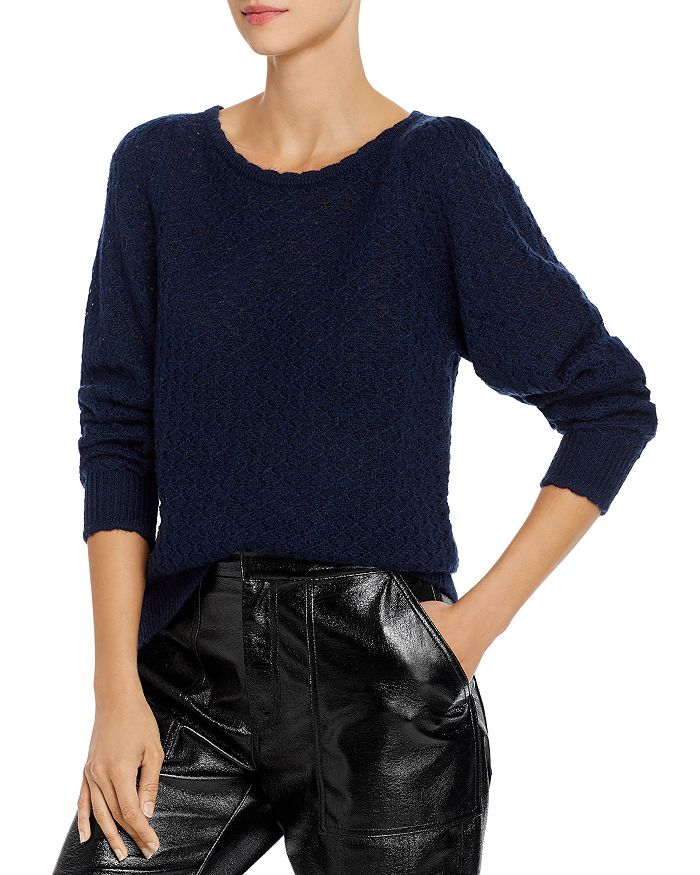 Joie - Moxya Open-Knit Sweater