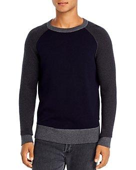 BOSS - Gennadi Color-Block Sweater