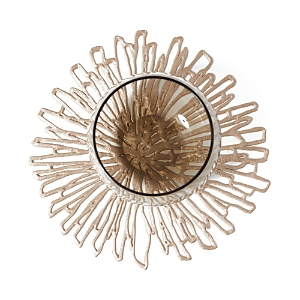 Chilewich Pressed Bloom Coasters, Set of 6