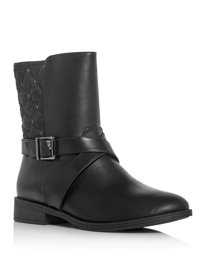 Vionic - Women's Thea Water-Resistant Quilted Boots