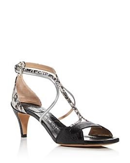 Chloé - Women's Carla High-Heel Sandals