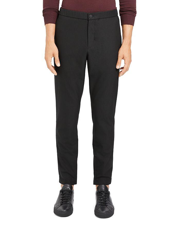 Theory - Terrance Regular Fit Tech Suit Pants