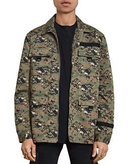 nANA jUDY - Acland Slim Fit Shirt Jacket