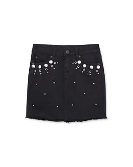Hudson - Girls' Aura Pearl-Studded Skirt - Big Kid
